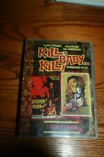 KILL, BABY...KILL!  DVD - FROM THE MARIO BAVA COLL. VOL. 1 - WATCHED ONCE! RARE
