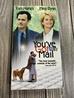 Youve Got Mail VHS Tape With Tom Hanks And Meg Ryan