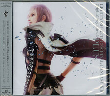 GAME MUSIC-LIGHTNING RETURNS FINAL FANTASY XIII ORIGINAL SOUNDTRACK-JAPAN CD E25
