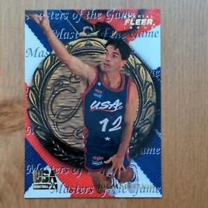 John Stockton 1996 Fleer USA Basketball #40 Olympics