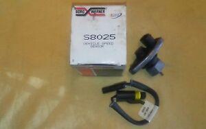 Borg Warner S8025 Vehicle Speed Sensor