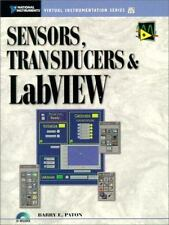 Sensors Transducers Labview by Paton, Barry E.