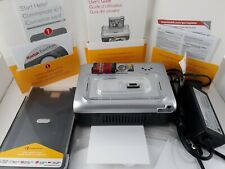 Kodak Easyshare Printer Dock Series 3 with Power Supply & Photo Tray Disc Guide