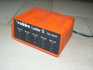 universal Ladegerät Robbe 8308 Lader 5rRC Modellbau Zubehör Mehrfachladegerät