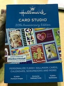 Hallmark Card Studio-20th Anniversary Edition F3
