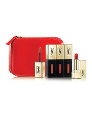 Yves Saint Laurent Exclusive Glossy Stain Set, Brand New