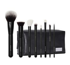Morphe ~ Get Things Started 8 Piece Face Brush + Bag Collection ~ BNIB