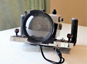 Panasonic Lumix LX100 Underwater Video/Stills Camera in Ikelite Housing & lenses