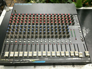 Mackie CR1604 VLZ PRO 16-Channel Mic / Line Mixer