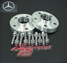 2 Pc MERCEDES SLK HUB CENTRIC Wheel Spacer 20mm # AP-5112-66-20