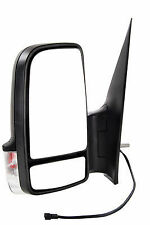 MERCEDES SPRINTER & VW CRAFTER 2006-2014 ELECTRIC DOOR WING MIRROR LH LEFT SIDE