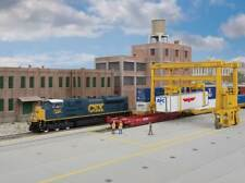 Walthers Cornerstone HO Scale Building/Structure Kit Intermodal Yard Pavement