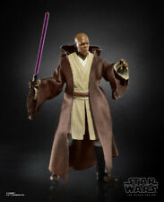 Star Wars Black Series Hasbro 6 Mace Windu Action Figure SHIPS LOOSE PREORDER