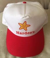 Rare St Louis Cardinals Baseball Cap Hardee's Vintage Snapback Hat