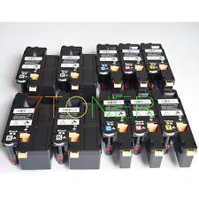 10 x Toner Cartridges For Xerox Phaser 6020 6022 6025 6027 106R02760 ~ 106R02763
