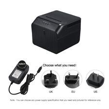 Portable Mini BT USB 58mm Thermal Label Sticker Barcode Printer 384dot/s R0Y9