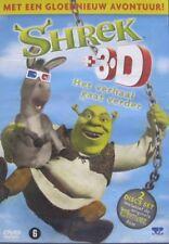 SHREK - 2 DISCS SPECIAL EDITION  - DVD + 3D (15 MIN) - (SEE PHOTO 2)
