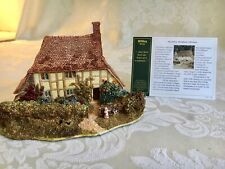 """Lilliput Lane miniature L2204 """"Witley"""" in original box with deed"""