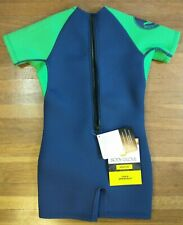 Body Glove Child Wetsuit Springsuit Medium Blue Green # 21167BWM New