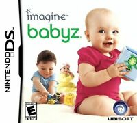 Imagine: Babyz For Nintendo DS DSi 3DS 2DS 4E