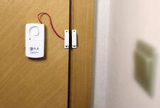 Wireless Home Door Motion Detector Sensor Burglar Security Alarm System