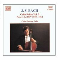 Bach: Cello Suites, Vol.2 -  CD W6VG The Fast Free Shipping
