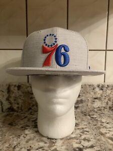 Philadelphia 76ers 47 Brand SnapBack Cap - OSFA
