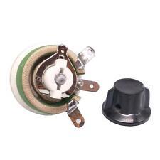 25w 300 Ohm High Power Wirewound Potentiometer Rheostat Variable Resistor