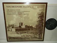 Alpha ACA 568 Vox Dicentis Clama Jesus College Cambridge Mixed Choir