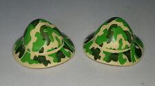Playmobil Accessories Hats, Cap Camo, Custom, Soldier, Hats