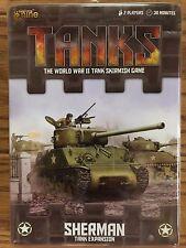 TANKS: US Sherman 75mm/76mm Tank Expansion