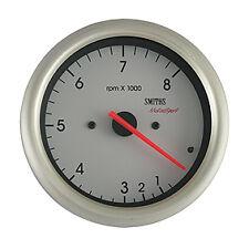 Smiths Prosport Plus Tachometer Gauge 0-8,000 RPM 80mm RET3-1A32-13