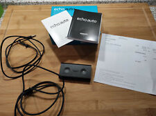 Amazon Echo Auto Smart Assistant wie neu Rechnung