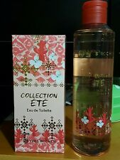 Summer Collection ETE Yves Rocher Limited Edition Eau De Toilette 75ml