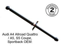 Audi A4 Allroad Quattro A5 S5 Coupé Sportback Arbre de Transmission OEM