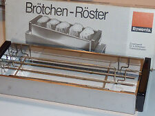 ROWENTA ZT-04 vintage ACCESSOIRE Toaster GRILLE PAIN brötchen röster grill SOCLE