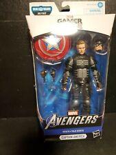 Hasbro Marvel Legends Series Gamerverse - Captain America 6in. Action Figure (E?