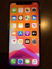 Apple iPhone X - 64GB - Space Grey (Unlocked) A1865 (CDMA + GSM) For parts only