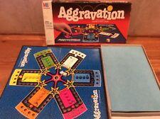 Aggravation Board Game 1989 Milton Bradley USA 100% Complete