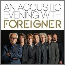 An Acoustic Evening with Foreigner by Foreigner (Vinyl, Jul-2014, Ear Music)