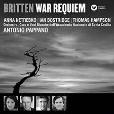 enjamin Britten - Britten: War Requiem [CD]