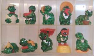 Kinder Surprise / Tiny Tortues / Série complète /1993