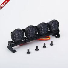 Hot 5 Modes LED Spotlight Light Bar AX-506W Multi-Function Fit 1/10 1/8 RC Car