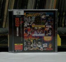 Used SHM-CD Kiss Unmasked 2008 Mercury Japanese Import Remastered UICY-93522