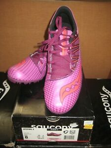 Saucony Spitfire 4 19034-3 running/track/crosscountry/racing Spikes Shoes NIB