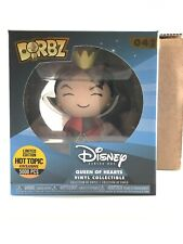 Disney Dorbz - Queen of Hearts - Funko Pop! New with Protective Shipper
