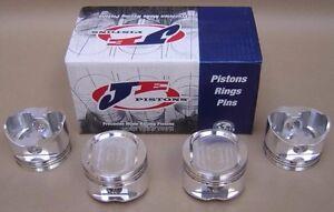 JE Pistons for Toyota 5SFE Block 3SGTE Head 87.5mm Bore 9.0 Compression