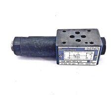 BOSCH HYDRAULIC VALVE  FE3-SB-PF-M01-50 (A269)