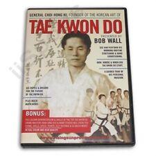 Korean Tae Kwon Do Karate Dvd General Choi Hong Hi taekwondo history Rare! New!
