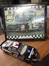 Dale Earnhardt 25th Ann. #3 1999 Monte Carlo Car w/ Limited Edition Plaque